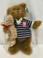 The Bearington Collection - Beary Best Dad - Father's Day #1 Dad Stuffed Plush