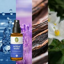 Primavera Bio Parfum Kissensprays 30ml - 100% Essentielle Pure Huiles