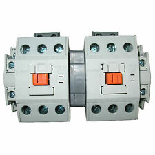 ELPRO CEM-40 Contactor Pair/Set, 3P 40A 230/400V 50-60Hz with interlocking