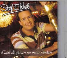 Stef Ekkel-Laat De Glazen Nu Maar Klinken cd single