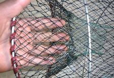 Foldable Crab Fish Crawdad Shrimp Minnow Fishing Bait Trap Cast Dip Net CaEcG