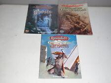 Ravenloft Children of the Night Ghosts 9555 9583 11360 Books Dungeons Dragons