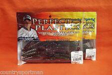 "Strike King Perfect Plastics Rodent (4"") (6 ea) (2 pks) #Ro4-135 Falcon Lk Craw"