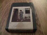 BILLY JOEL 52nd Street 8 Track Tape with Big Shot