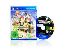 Ps4 juego Digimon Story-Cyber Sleuth-Action-Adventure anime alemán G