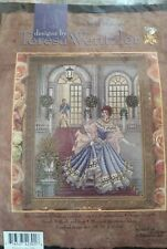 RARE Teresa Wentzler Stroke of Midnight counted cross stitch kit, Sealed