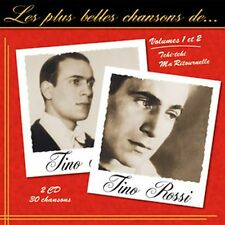 CD Les plus belles chansons de Tino Rossi - Vol. 1 & 2