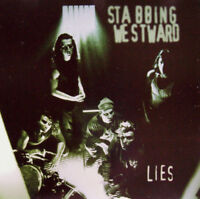 Stabbing Westward CD Single Lies - Promo - USA (M/M - Scellé)
