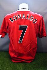 Manchester United Football Shirt Adult L Home Ronaldo 7 Nike 04/06