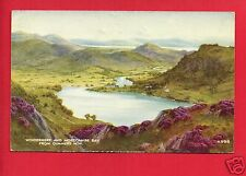 WINDERMERE AND MORECAMBE BAY GUMMER'S HOW ENGLAND EARLY    POSTCARD