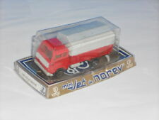 NOREV Mini Jet #436 Volvo Bache Red & Grey Covered Truck