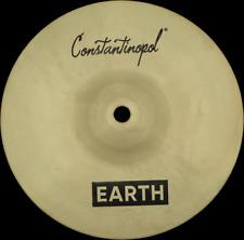 "Constantinopol EARTH BELL 8"" - B20 Bronze - Handmade Turkish Cymbals"