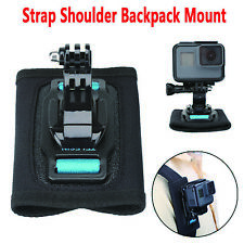 Quick Release Strap Shoulder Backpack Mount Bracket Holder Stand for GoPro BEST
