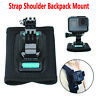 Quick Release Strap Shoulder Backpack Mount Bracket Holder Stand for GoPro BEST