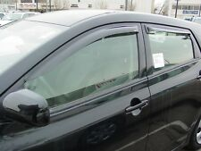 Tape-On Vent Visors for 2009 - 2014 Toyota Matrix