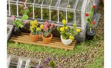 FALLER Pot Plants 13-20mm (6) HO Gauge Scenics 181270