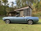 1969 Ford Mustang PS, PDB, 302 CI 1969 FORD MUSTANG  CONVERTIBLE
