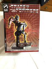 Palisades Transformers Arcee Polystone Mini Statue