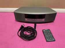 New listing Bose Wave Music System Iii Radio/Fm Cd Player Alarm w/Remote