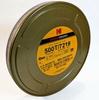 KODAK 16MM VISION3 COLOR NEG. MOVIE FILM 500T / 7219 400ft *NEW FACTORY FRESH*