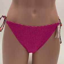 Victoria's Secret The Teeny Bikini Bottom - Multicolor - L - NWT