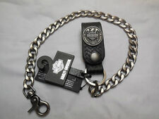 Harley Davidson Men's Road Slayer Wallet Chain by American Accessories