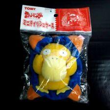 Psyduck Pocket Tissue Case with Holder TOMY Pokemon Japan Import New Sealed Rare