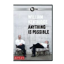 William Kentridge: Anything is Possible (2010, DVD NIEUW) WS