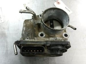 86T118 Throttle Valve Body 2007 Toyota Rav4 2.4