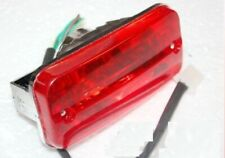 12V Rear Tail Brake Light 90cc 110cc 125cc Farm  Quad Dirt Bike ATV condor