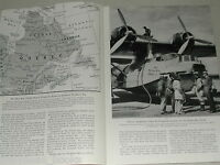 1952 magazine article on Chubb Crater, Quebec Canada, Pingualuit, meteor crater