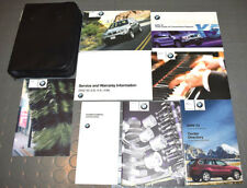 2002 BMW X5 Owners Manual - Set!!!!