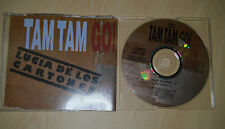 Tam Tam Go - Lucia de los cartones. 1 track. CD-Single (CP1708)