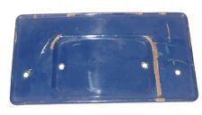 Vespa PK 80 125 S XL - Nummernschildhalterung Halterung Kennzeichen Piaggio blau