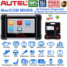 Autel MK808 OBD2 Automotive Scanner Code Reader EOBD Diagnostic Full System TPMS