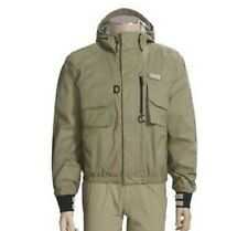 COLUMBIA RAIN DESTROYER PFG WADING JACKET MENS SMALL NWT $150