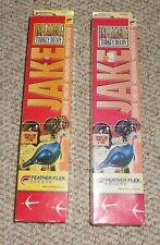 Lot 2 Feather Flex Inflatable Turkey Decoy Jake & Stakes Sf00851 New