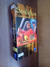 VHS SANDOKAN 1 - KABIR BEDI PHILIPPE LEROY CAROL ANDRE' - OTTIMO
