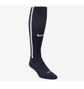 Nike Vapor Football / Soccer Dri-Fit Knee High Socks Black Men's L 8-12