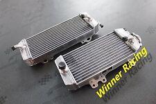 aluminum radiator Kawasaki KX250F KX 250 F KXF250 2009-2010 Left + Right