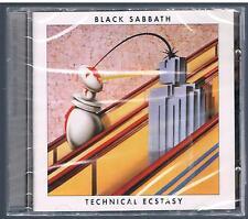 BLACK  SABBATH TECHNICAL ECSTASY CLASSIC ROCK SERIES CD F.C. SIGILLATO!!!