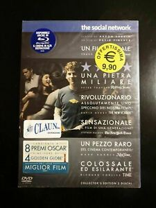 The Social Network (2010) DVD Nuovo