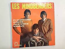 "MINDBENDERS:We'll Talk About To Morrow +3-France 7"" Fontana (M)465.378 ME EP PCV"