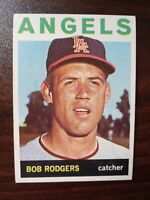 1964 Topps Set Break #426 - Bob Rodgers ANGELS FREE SHIPPING