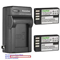 Kastar Battery Wall Charger for Pentax D-Li109 D-BC109 & Pentax K-50 K50 Camera