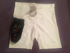 Puma Power Baselayer Core Shorts White - Various Sizes