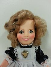 "Shirley Temple 8"" The Littlest Rebel doll"