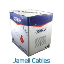 Odrok LC61 CAT6 LAN Cable Blue (ACMA Approved) 305m Pull Pack