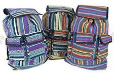 Barefoot Hippy Gheri Rucksack Backpack. Hand Made in Nepal (Fairtrade)