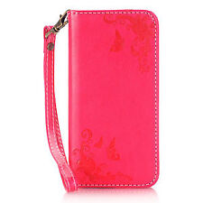 Patterned Mobile Phone Flip Cases for Samsung Galaxy J3